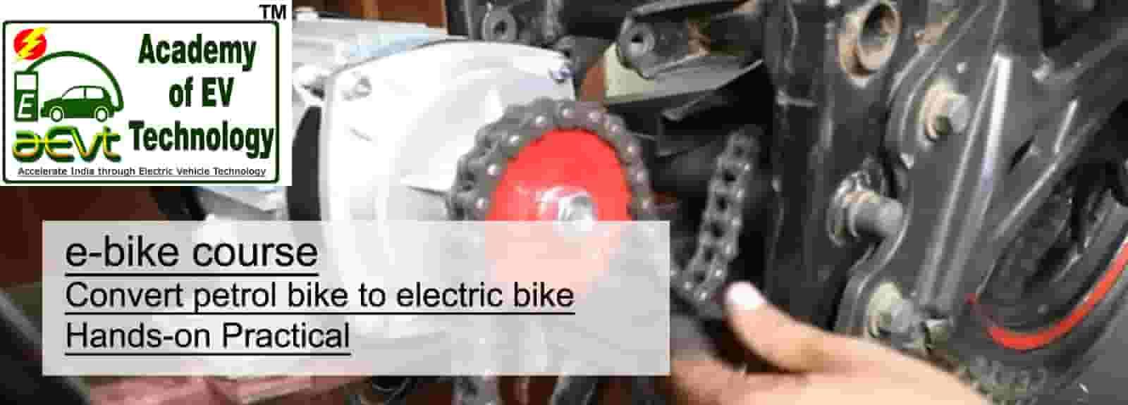 bike repairing course