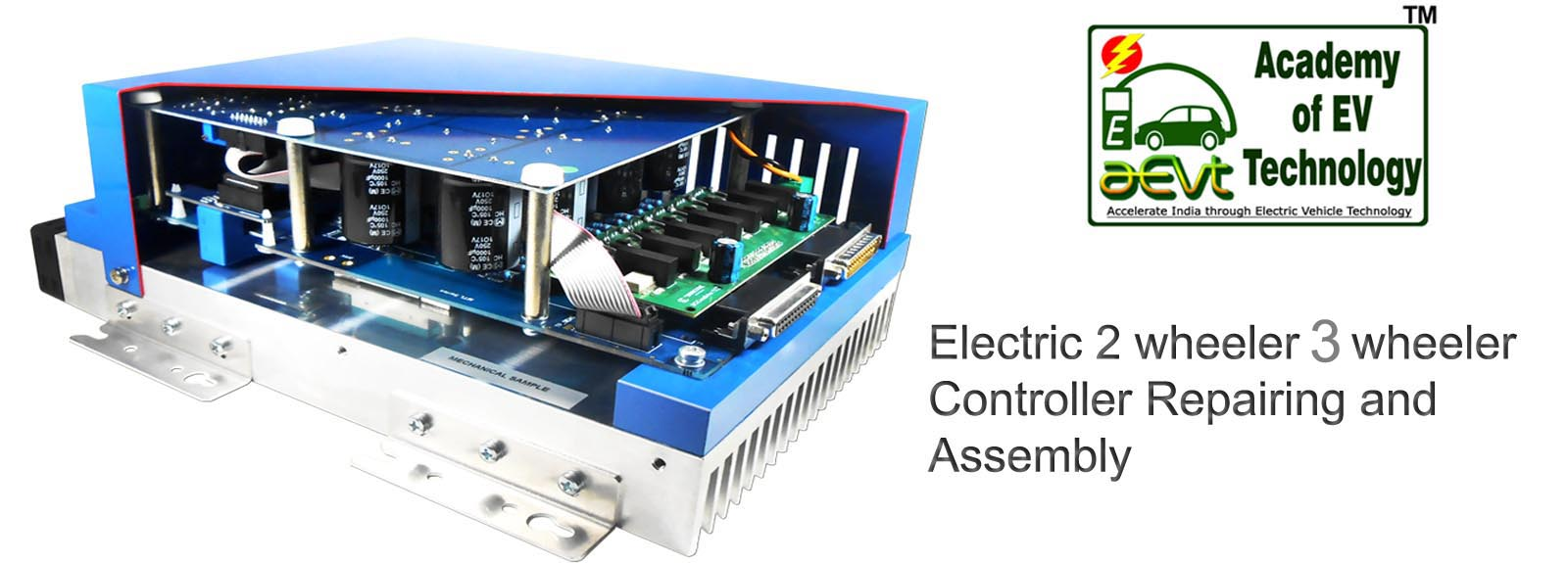 Electric vehicle Repairing Assembly